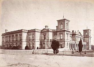 Wesley College (Victoria) - St Kilda Road Campus (1800s)