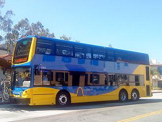 SLO Transit - Image: SLO E500