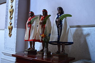 Child Martyrs of Tlaxcala