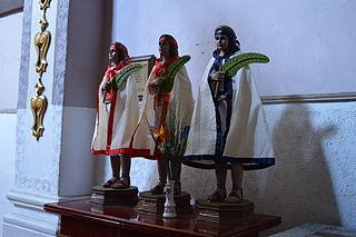 Child Martyrs of Tlaxcala Roman Catholic saints anachist