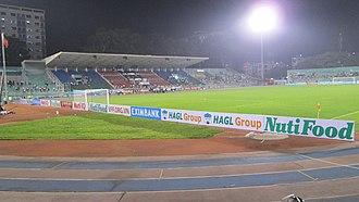 Thống Nhất Stadium - Image: SVĐ Thống Nhất