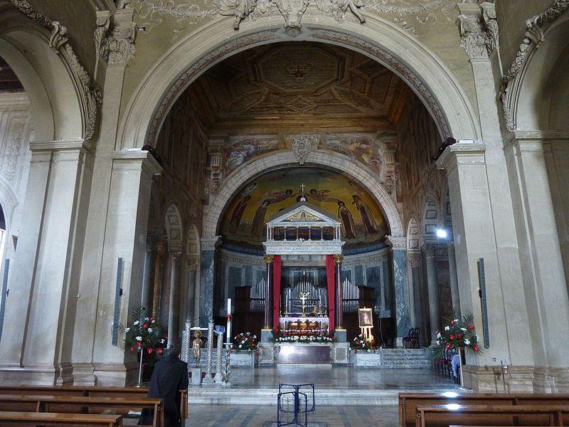 S Pancrazio - altar maggiore e baldacchino P1110662.jpg