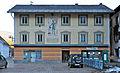 Sachsenburg Marktplatz Haus an der Festungsmauer 16012011 521.jpg