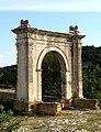 Saint-Chamas, le pont Flavien 2008.jpg