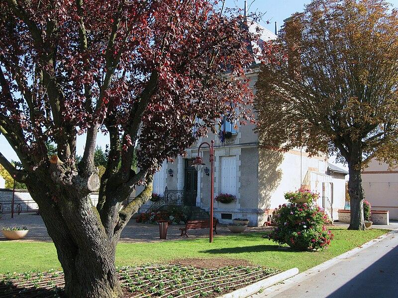 Mairie, Saint-Pryvé-Saint-Mesmin, Loiret, France