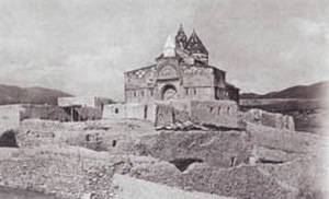 Roman Armenia - The Saint Bartholomew Monastery at the site of the Apostle's martyrdom in historical Armenia