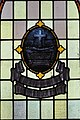 Saint Francis Xavier Mission Church (Cowlitz) - stained glass 05 (cropped).jpg
