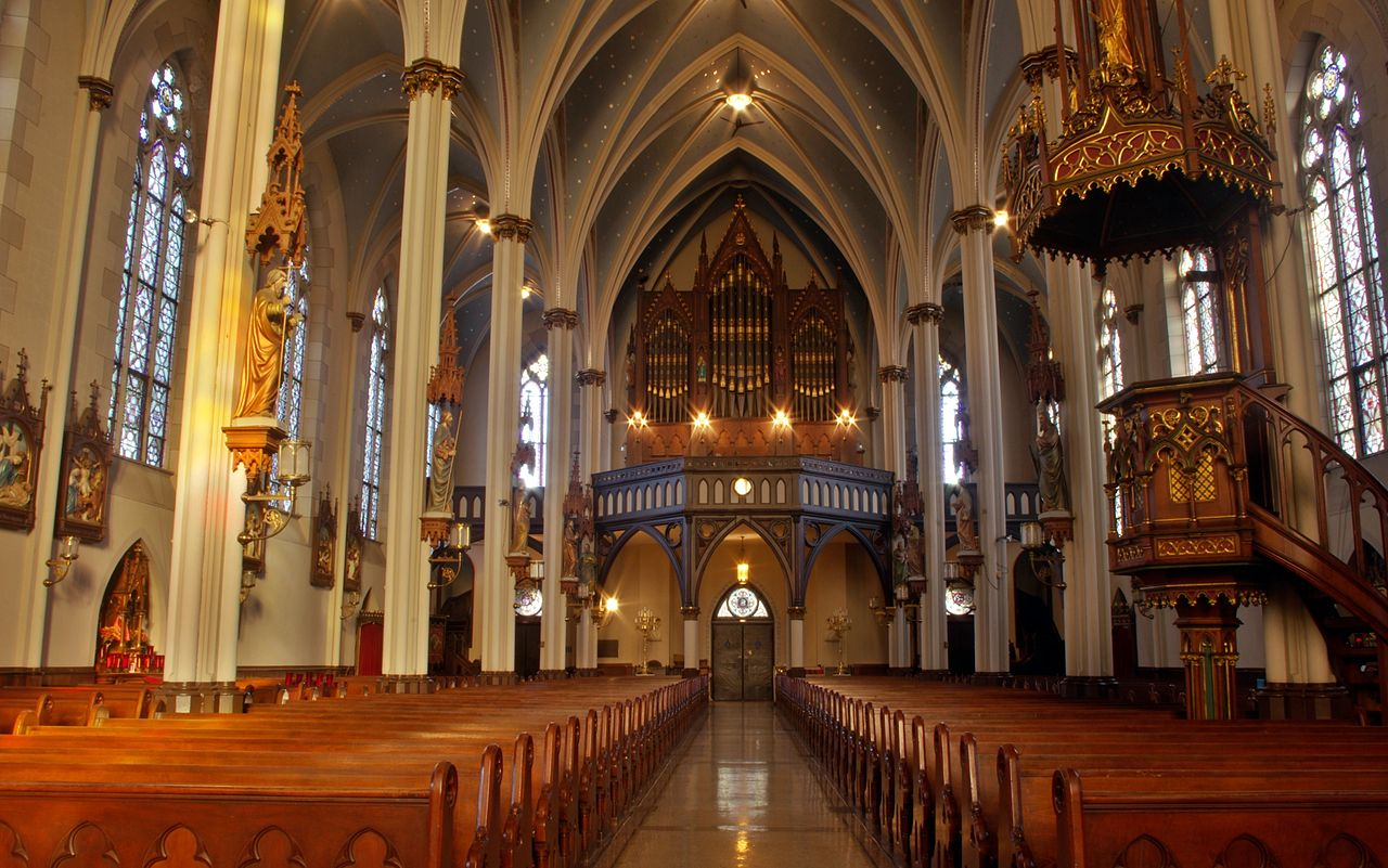 Churches On Ladys Island Sc