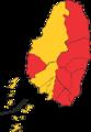 Saint Vincent 2015 Election Results Map.png
