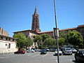 Saint sernin ,toulouse ,divers point de vue 1.jpg