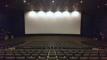 Sala de cine wikipedia la enciclopedia libre for Sala 25 kinepolis madrid