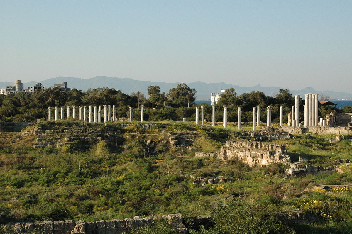 Salamina In Cipro Wikipedia