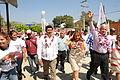 Salomon Jara y Andrés Manuel López Obrador 6to día de campaña en Santa Gertrudis.JPG