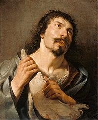 Salomon de Bray (Dutch - Samson with the Jawbone - Google Art Project.jpg