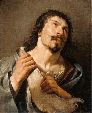 Samson with the Jawbone