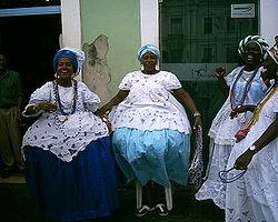 Salvador é a cidade com o maior número de afro-descendentes no Brasil.