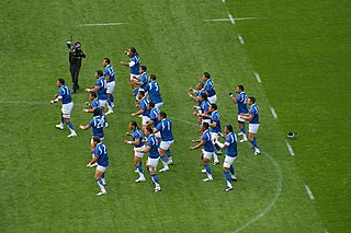 Samoa at the Rugby World Cup