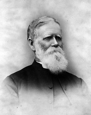 Samuel Williams (missionary) - Samuel Williams in 1880