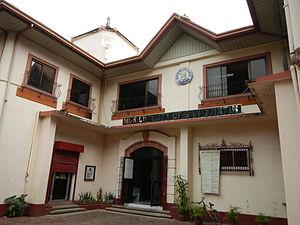 San Quintin, Pangasinan - San Quintin Town Hall