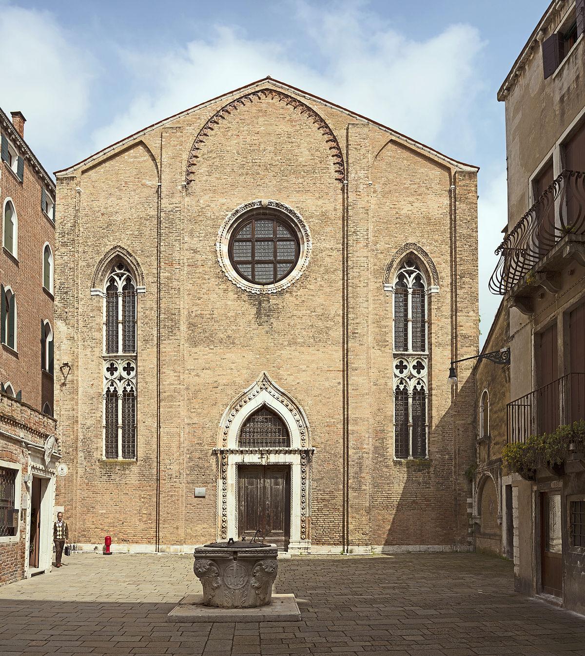 San Gregorio, Venice - Wikipedia