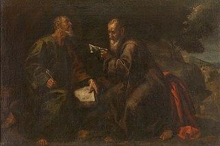 Saint Mark and Saint Luke