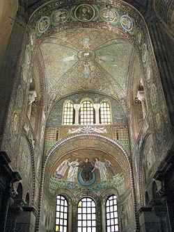 История развития формы креста 250px-San_Vitale_in_Ravenna_07