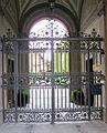 San francesco di sales, firenze, cancello.JPG