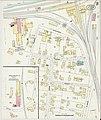 Sanborn Fire Insurance Map from Ayer, Middlesex County, Massachusetts. LOC sanborn03684 003-3.jpg