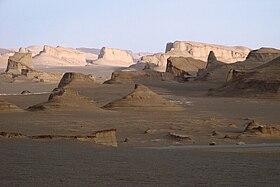 Sand castles - Dasht-e Lut desert - Kerman.JPG