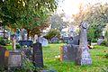 Sandar Kirke, kirkegård.jpg