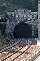 Sankt Jakob im Rosental Rosenbach 6 Tunnelportal der Rosentalbahn III 29092011 222.jpg