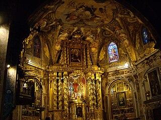 Church of San Nicolás (Valencia) Church in Valencia , Spain