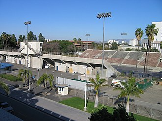 Santa Ana Stadium - Image: Santa Ana City Stadium 1