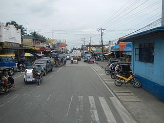 Santa Rosa, Nueva Ecija Municipality in Central Luzon, Philippines