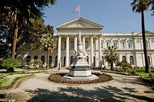 Santiago%2CCamara de Diputados Chile