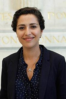 taille Sarah El Haïry