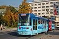Sarajevo Tram-502 Line-5 2011-10-31 (4).jpg