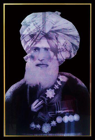 Ganda Singh Datt - Sardar Bahadur Risaldar Major Ganda Singh Datt
