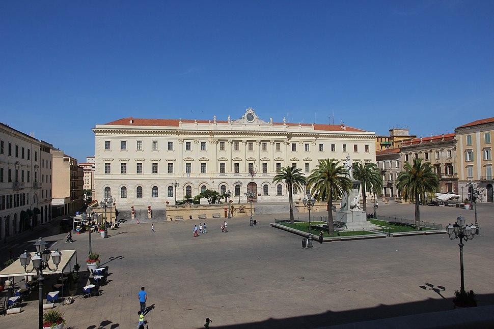 Sassari - Palazzo della Provincia (05)