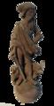 Saturn - antike Gottheit - Marktbrunnen (Rottweil)Freigestellt.png