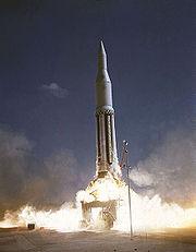 Saturn SA2 launch