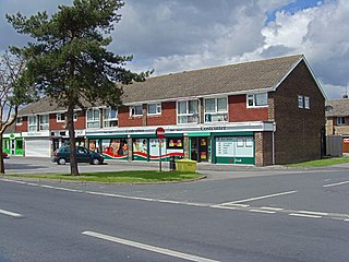 Gilberdyke village in the United Kingdom