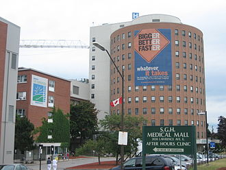 Bendale - The general campus of the Scarborough Hospital is located in Bendale.