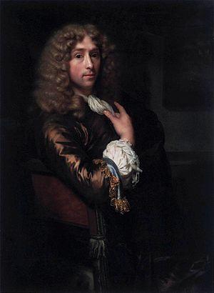 Godfried Schalcken - Self-portrait, 1679