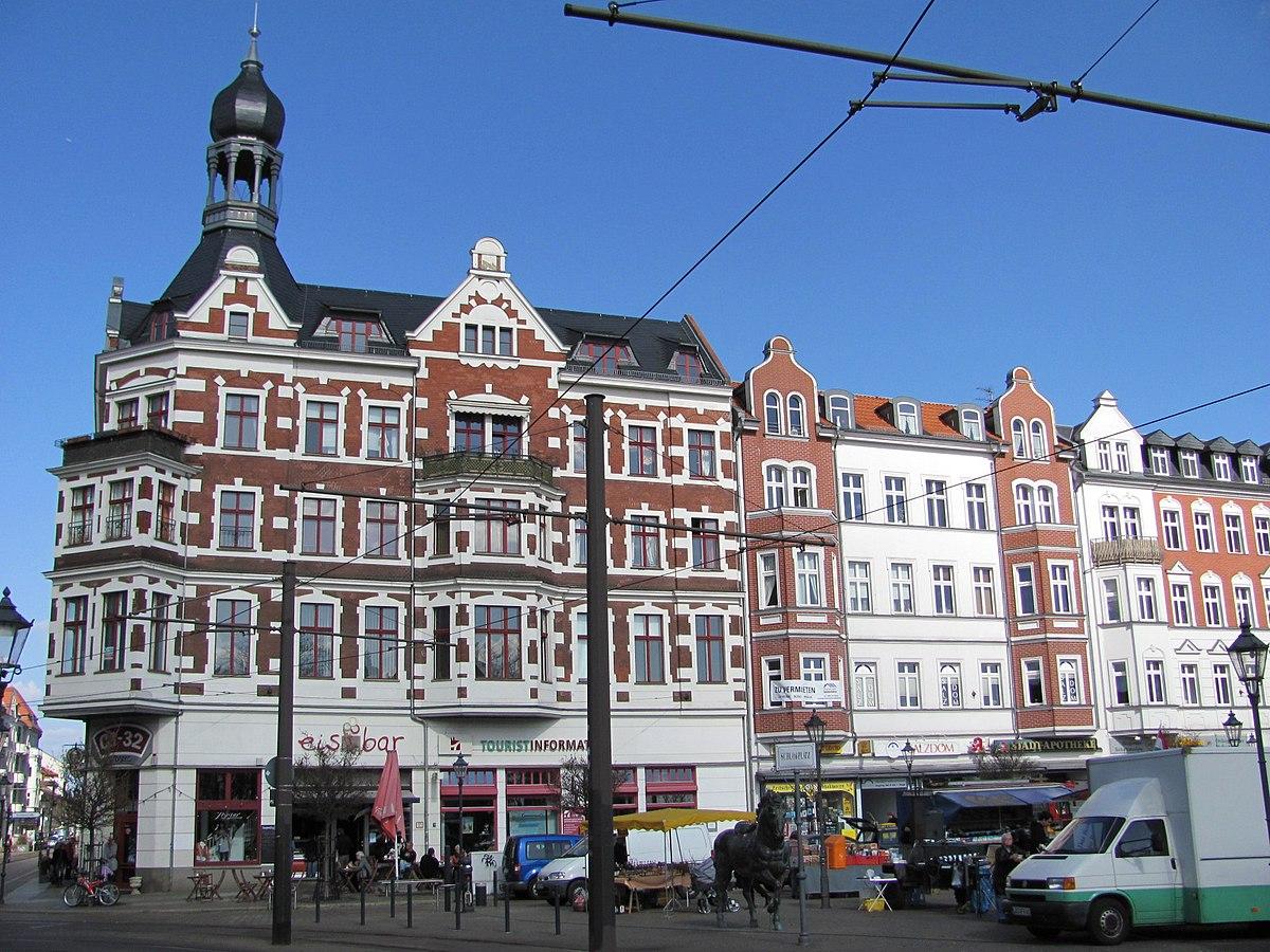 Schlossplatz Köpenick