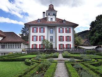 Kehrsatz - Kehrsatz Castle