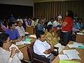 Science Career Ladder Workshop - Indo-US Exchange Programme - Science City - Kolkata 2008-09-17 01432.JPG