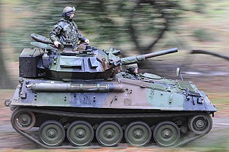 FV101 Scorpion - Irish Army Scorpion CVR(T)