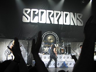Scorpions (band) - The Scorpions logo
