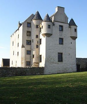 Battle of Pinkie Cleugh - Fa'side Castle, East Lothian